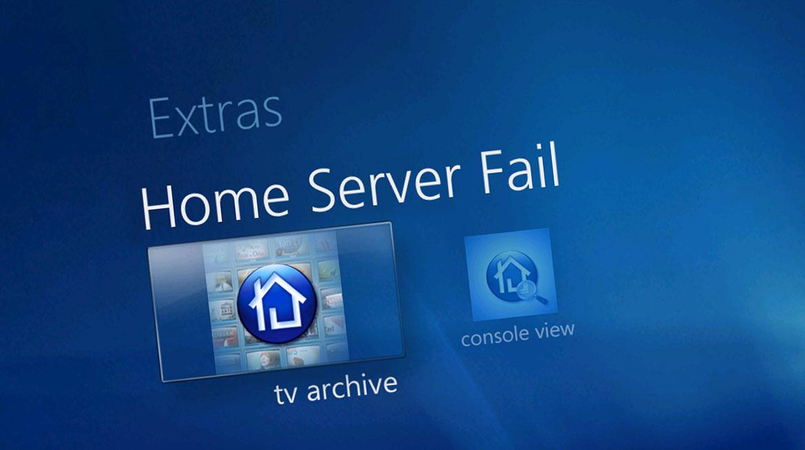 HomeServerFail